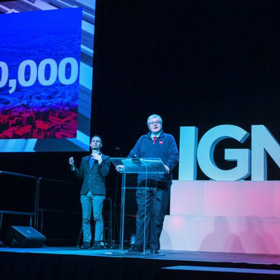 UIC Ignite Campaign Kickoff