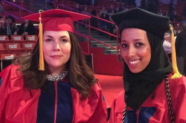 doctoral graduates