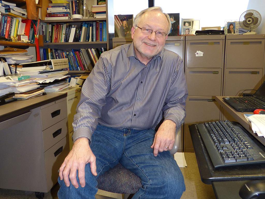 Dr. James P. Gleeson