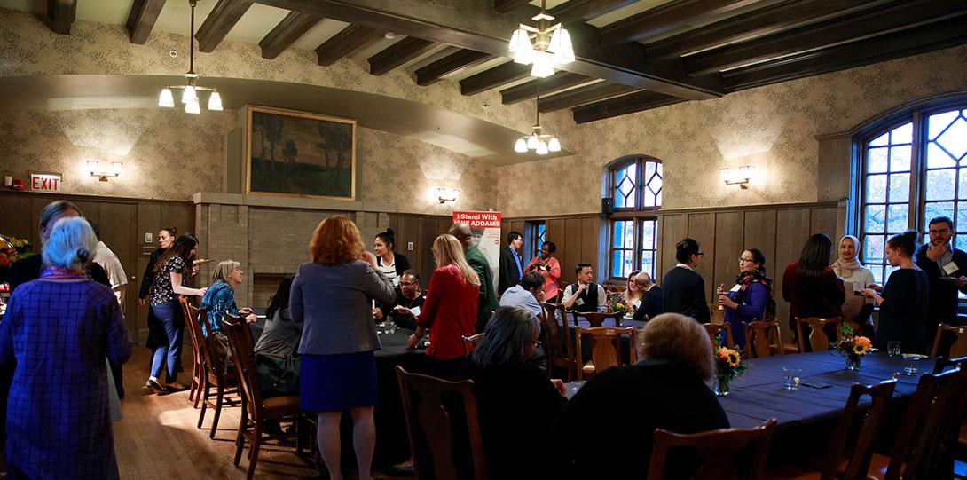 Jane Addams PhD Reception