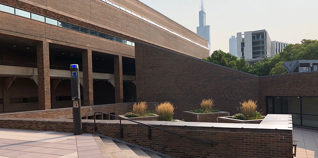 UIC Jane Addams in Chicago