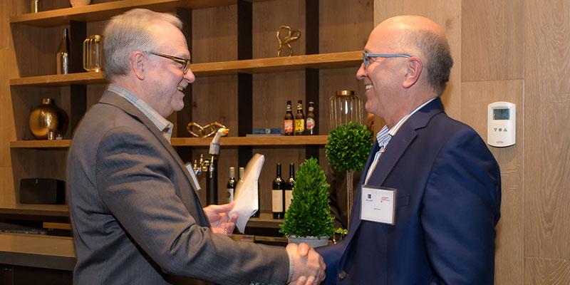 Jim Gleeson and Jim Horan