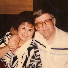 Sally Reuter Radka and John Radka