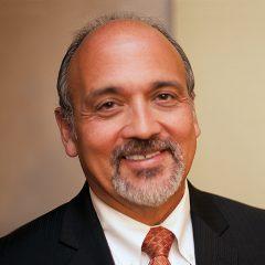 JACSW alumnus Rick Velasquez