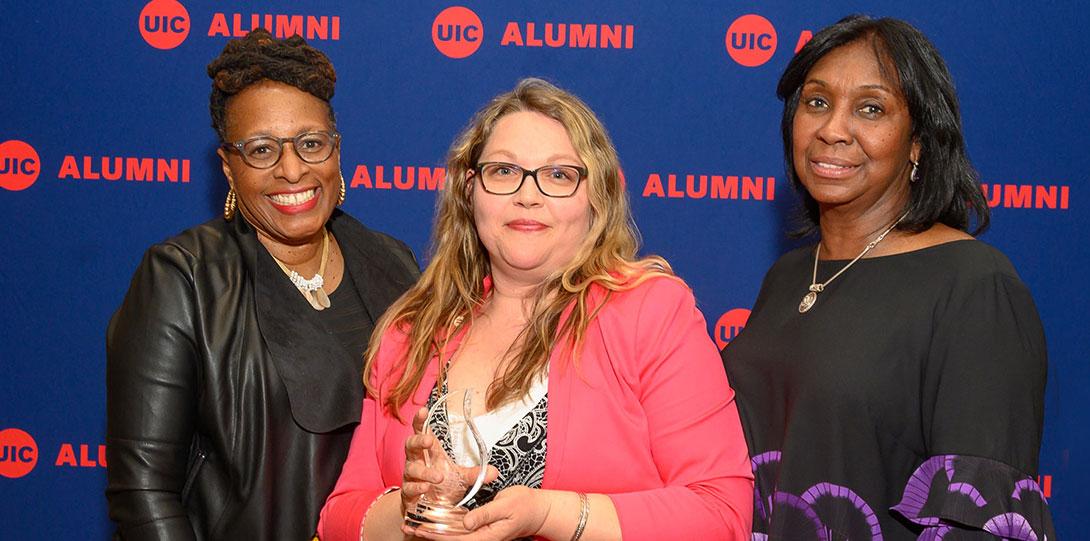 rising alumni award