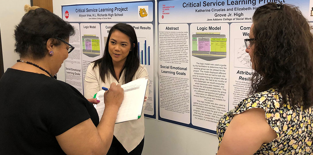 MSW poster session