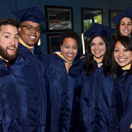 MSW graduates