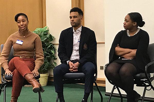 millennial panelists