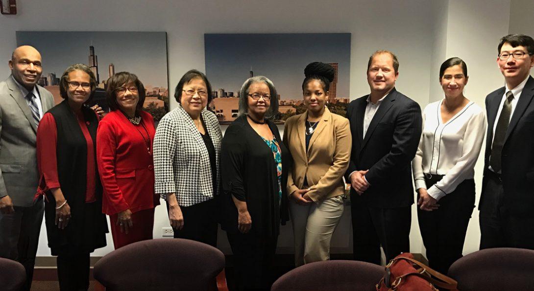 JACSW Dean's Advisory Council