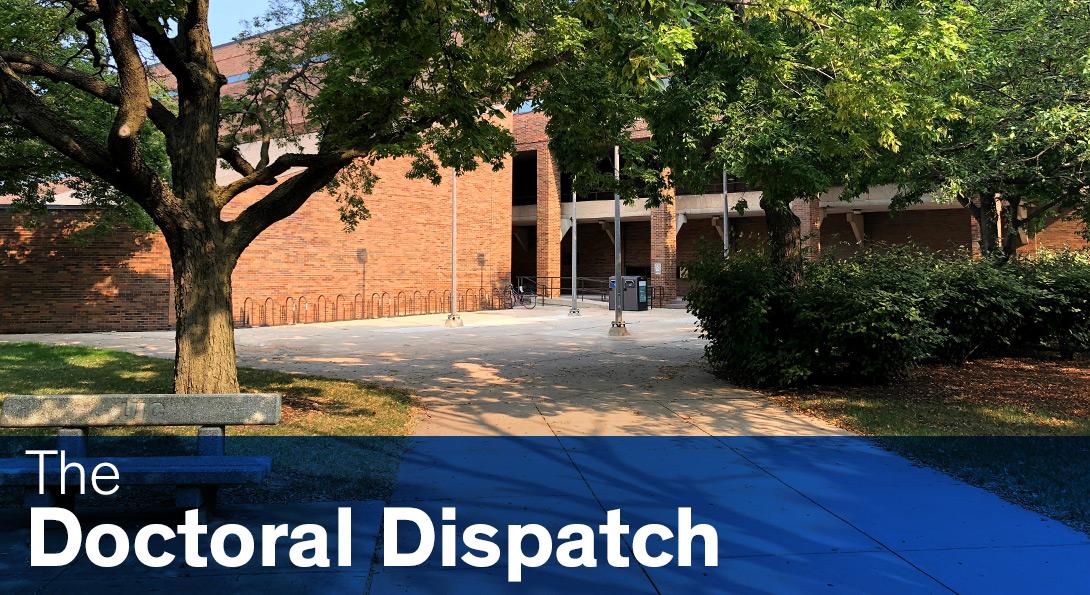 doctoral dispatch header