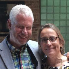 Kathy Kirn and David Levinson