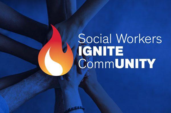 Social Worker IGNITE CommUNITY logo