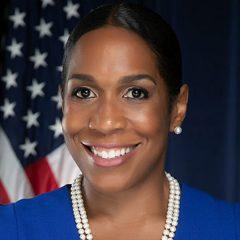 Illinois Lt. Governor Julianna Stratton